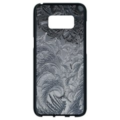 Abstract Art Decoration Design Samsung Galaxy S8 Black Seamless Case