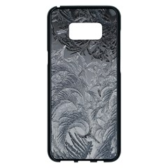 Abstract Art Decoration Design Samsung Galaxy S8 Plus Black Seamless Case