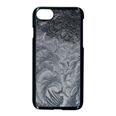 Abstract Art Decoration Design Apple Iphone 8 Seamless Case (black)