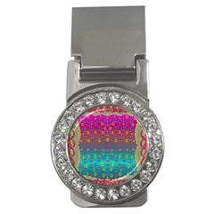 Years Of Peace Living In A Paradise Of Calm And Colors Money Clips (cz)