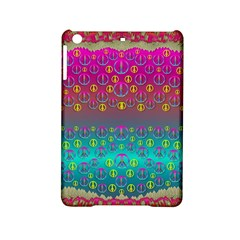 Years Of Peace Living In A Paradise Of Calm And Colors Ipad Mini 2 Hardshell Cases