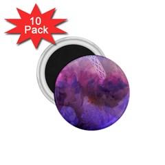Ultra Violet Dream Girl 1 75  Magnets (10 Pack)