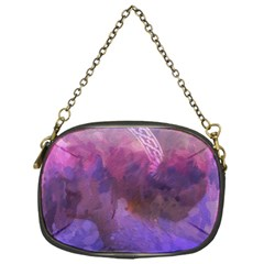 Ultra Violet Dream Girl Chain Purses (one Side)