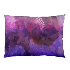 Ultra Violet Dream Girl Pillow Case