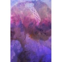 Ultra Violet Dream Girl 5 5  X 8 5  Notebooks