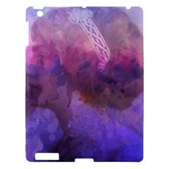 Ultra Violet Dream Girl Apple Ipad 3/4 Hardshell Case