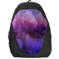 Ultra Violet Dream Girl Backpack Bag