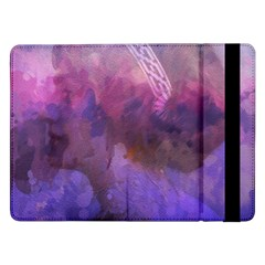 Ultra Violet Dream Girl Samsung Galaxy Tab Pro 12 2  Flip Case