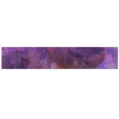 Ultra Violet Dream Girl Large Flano Scarf