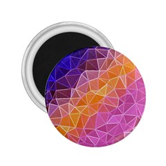 Crystalized Rainbow 2 25  Magnets