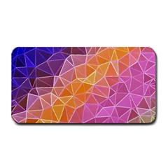 Crystalized Rainbow Medium Bar Mats