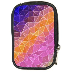 Crystalized Rainbow Compact Camera Cases