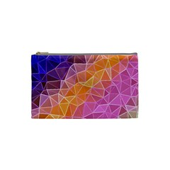 Crystalized Rainbow Cosmetic Bag (small)