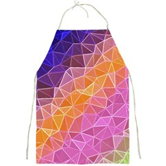 Crystalized Rainbow Full Print Aprons