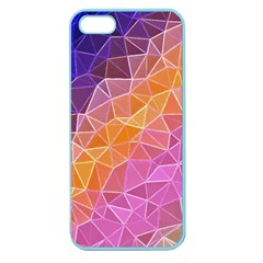 Crystalized Rainbow Apple Seamless Iphone 5 Case (color)