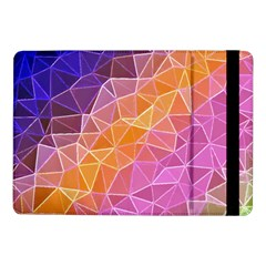 Crystalized Rainbow Samsung Galaxy Tab Pro 10 1  Flip Case