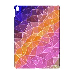 Crystalized Rainbow Apple Ipad Pro 10 5   Hardshell Case