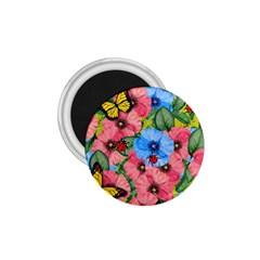 Floral Scene 1 75  Magnets
