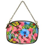 Floral scene Chain Purses (One Side)  Front