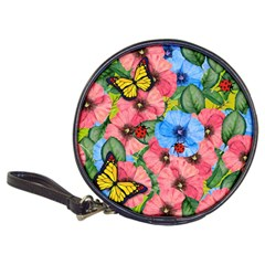 Floral Scene Classic 20 Cd Wallets