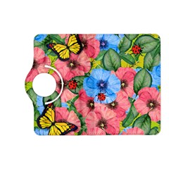 Floral Scene Kindle Fire Hd (2013) Flip 360 Case