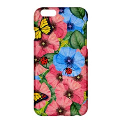 Floral Scene Apple Iphone 6 Plus/6s Plus Hardshell Case