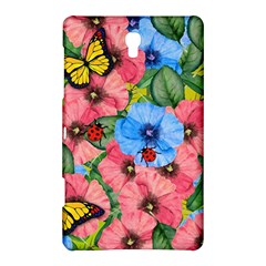 Floral Scene Samsung Galaxy Tab S (8 4 ) Hardshell Case