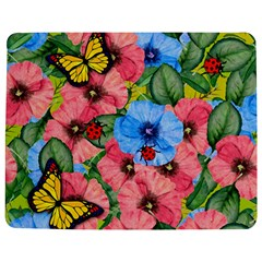 Floral Scene Jigsaw Puzzle Photo Stand (rectangular)