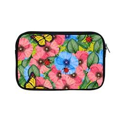 Floral Scene Apple Macbook Pro 13  Zipper Case