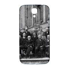 1927 Solvay Conference On Quantum Mechanics Samsung Galaxy S4 I9500/i9505  Hardshell Back Case