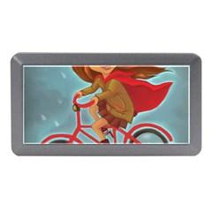Girl On A Bike Memory Card Reader (mini)