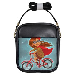 Girl On A Bike Girls Sling Bags