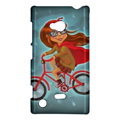 Girl On A Bike Nokia Lumia 720