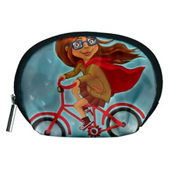 Girl On A Bike Accessory Pouches (medium)