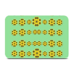 Sun Flowers For The Soul At Peace Plate Mats