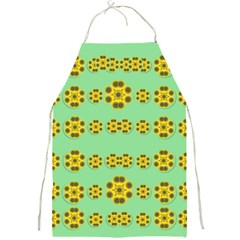 Sun Flowers For The Soul At Peace Full Print Aprons
