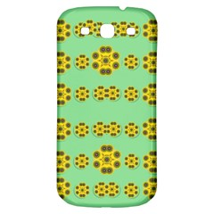 Sun Flowers For The Soul At Peace Samsung Galaxy S3 S Iii Classic Hardshell Back Case
