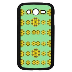 Sun Flowers For The Soul At Peace Samsung Galaxy Grand Duos I9082 Case (black)