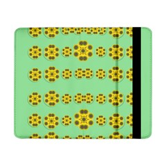 Sun Flowers For The Soul At Peace Samsung Galaxy Tab Pro 8 4  Flip Case