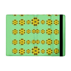 Sun Flowers For The Soul At Peace Ipad Mini 2 Flip Cases