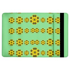 Sun Flowers For The Soul At Peace Ipad Air Flip