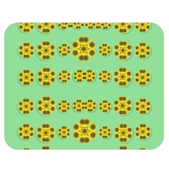 Sun Flowers For The Soul At Peace Double Sided Flano Blanket (medium)