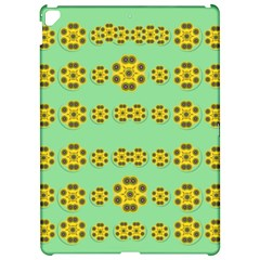 Sun Flowers For The Soul At Peace Apple Ipad Pro 12 9   Hardshell Case