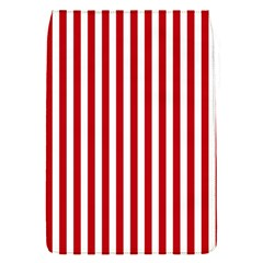 Red Stripes Flap Covers (s)