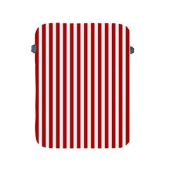 Red Stripes Apple Ipad 2/3/4 Protective Soft Cases