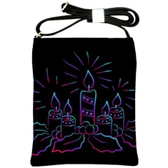 Advent Wreath Candles Advent Shoulder Sling Bags