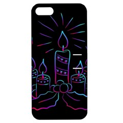 Advent Wreath Candles Advent Apple Iphone 5 Hardshell Case With Stand