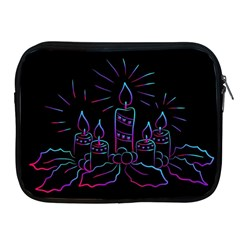 Advent Wreath Candles Advent Apple Ipad 2/3/4 Zipper Cases