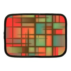 Background Abstract Colorful Netbook Case (medium)