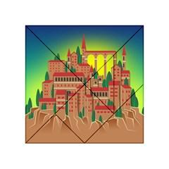 Mountain Village Mountain Village Acrylic Tangram Puzzle (4  X 4 )